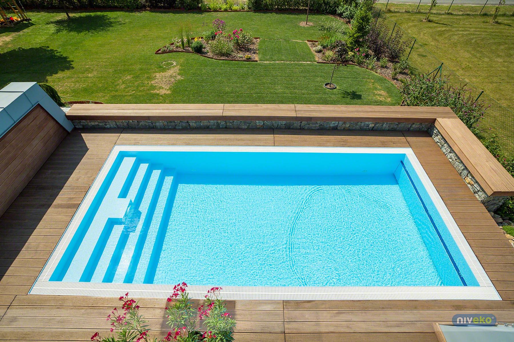 Niveko Pool - Schwimmbadbau Tirol - SST