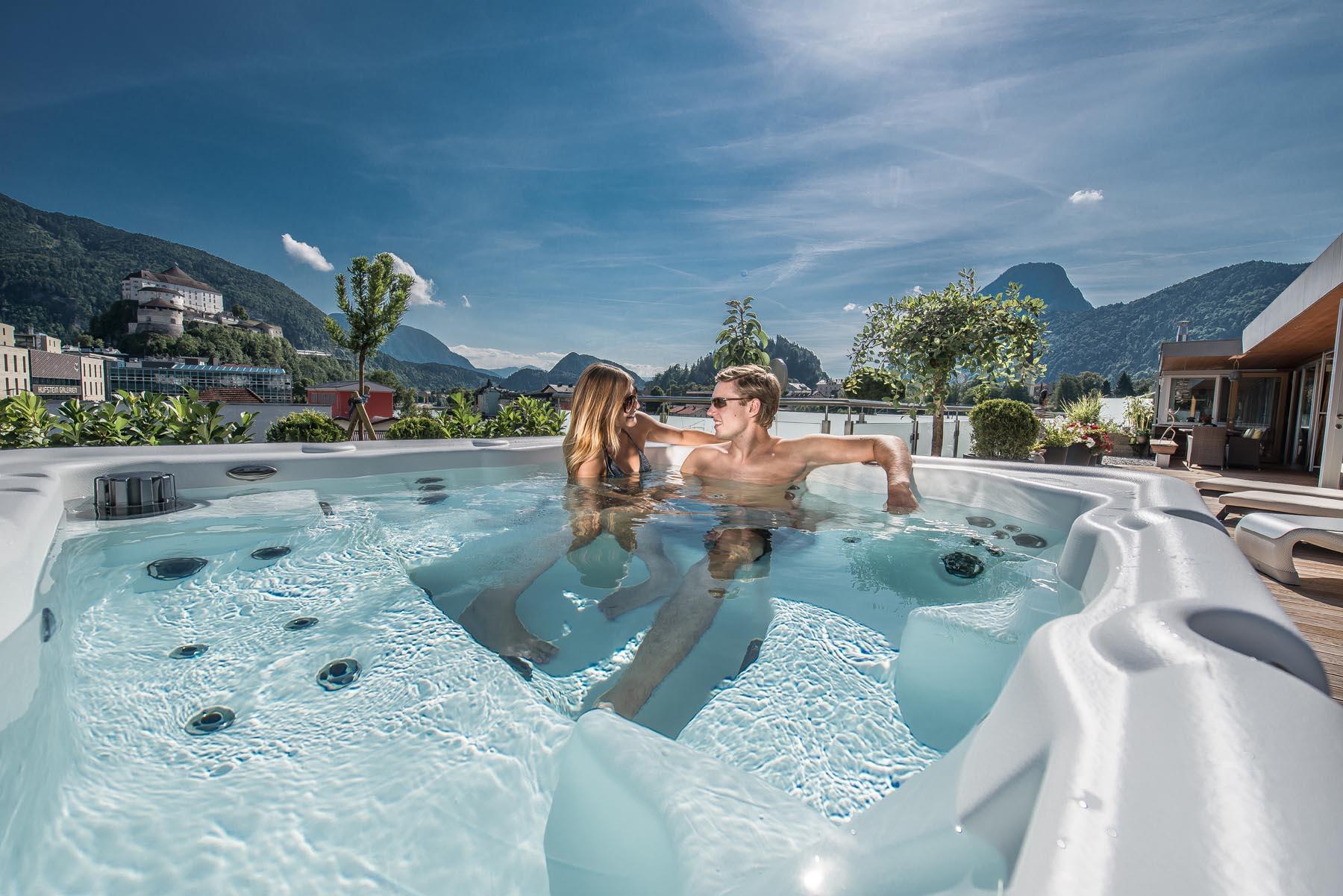 Whirlpool - SST Saurwein Schwimmbad Technik Tirol