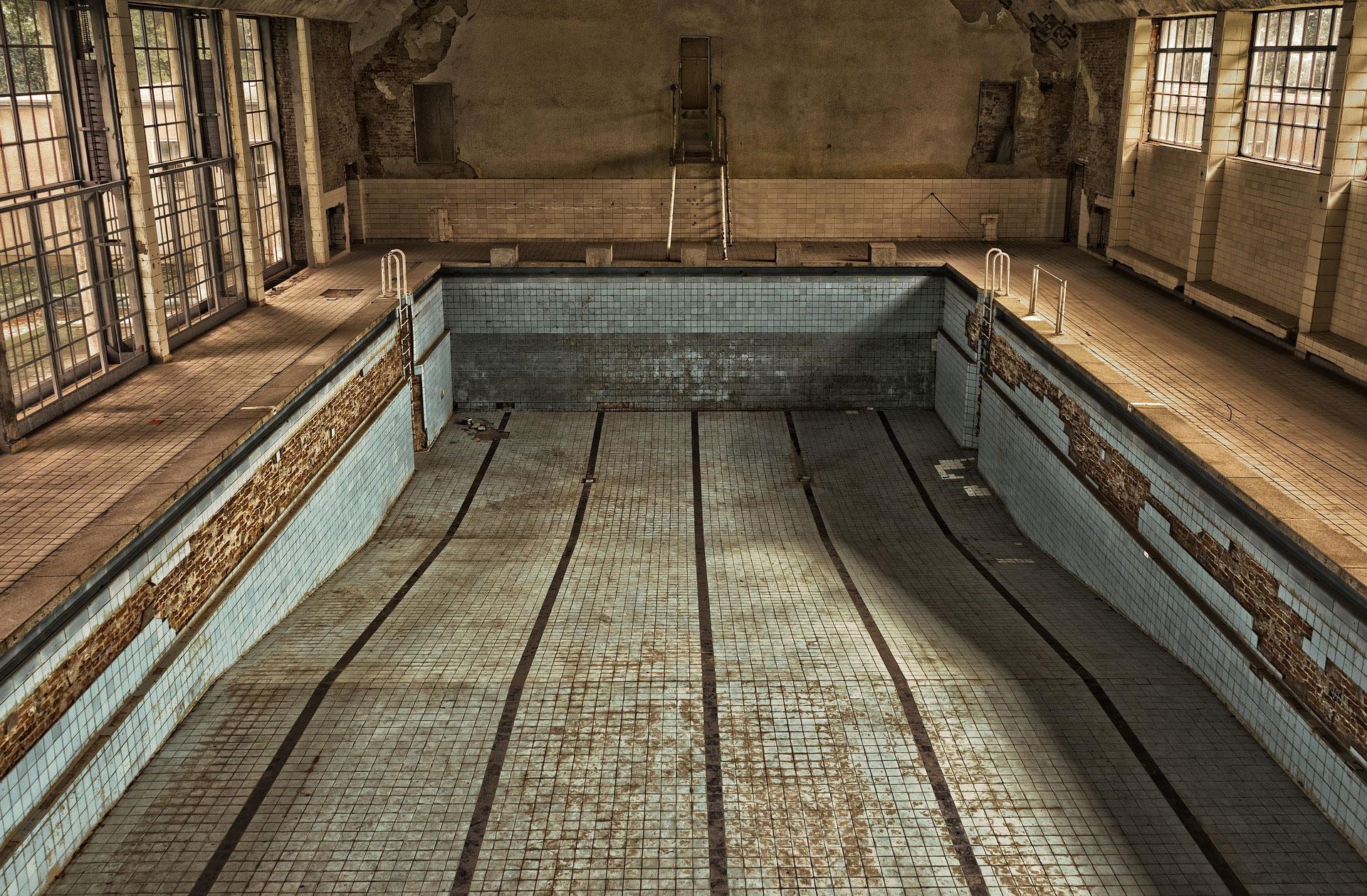 Renovierung Schwimmbad
