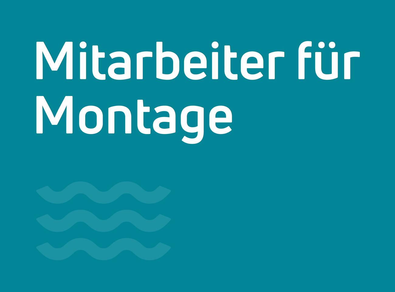 Mitarbeiter Montage - Saurwein Schwimmbad Technik