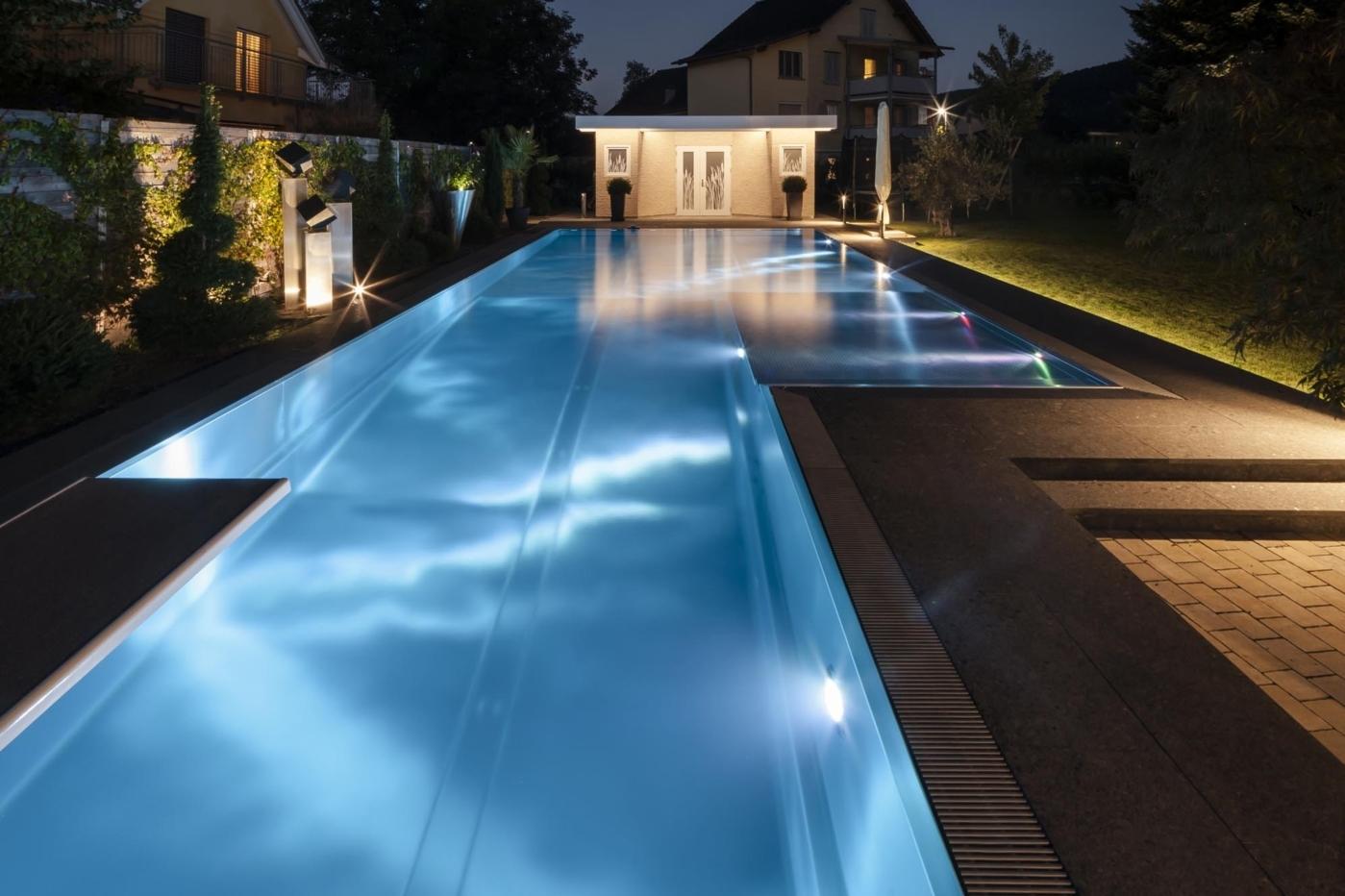 Schwimmbadbau Tirol - SST Saurwein Schwimmbad Technik