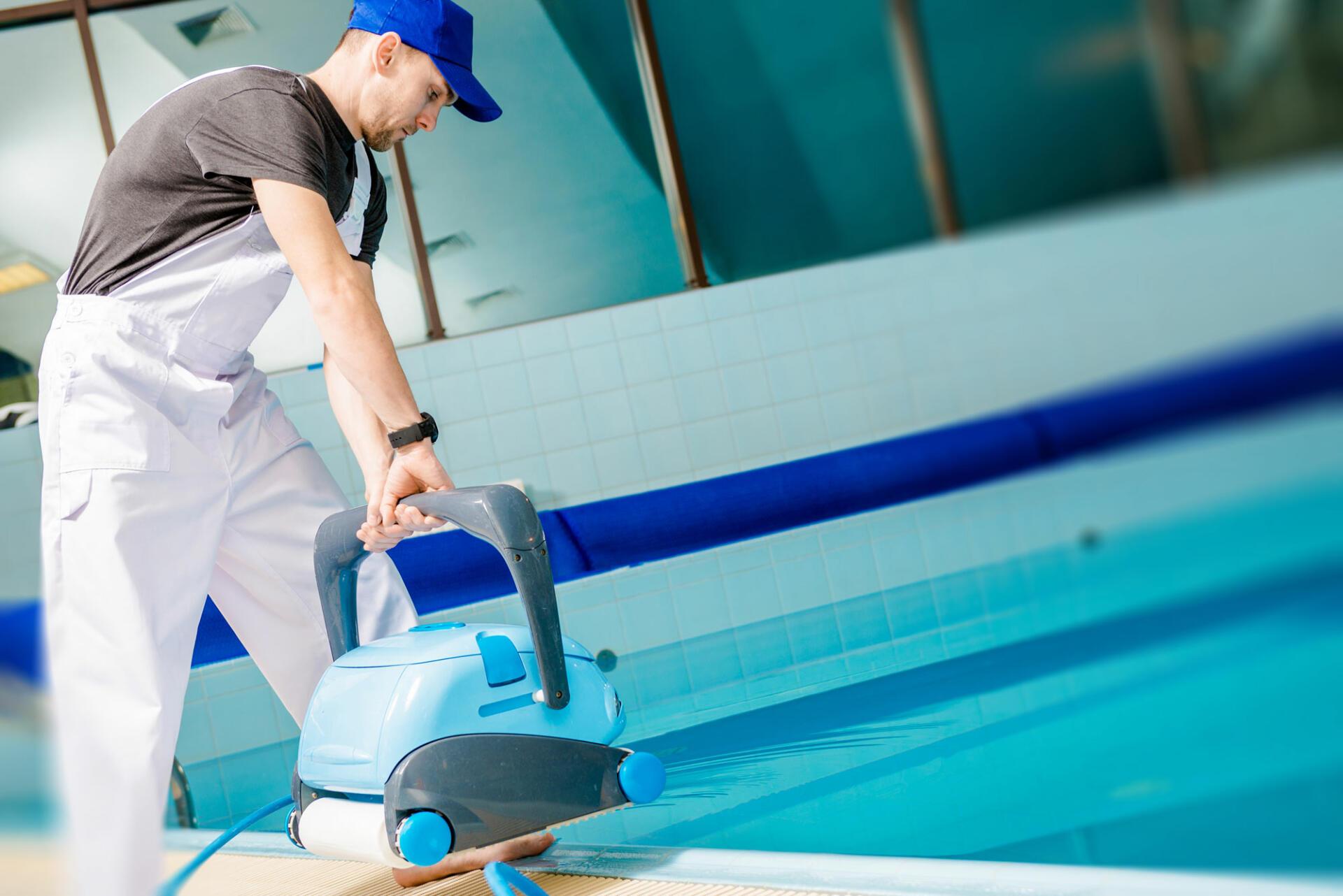 Service & Wartung für Ihren Pool in Tirol