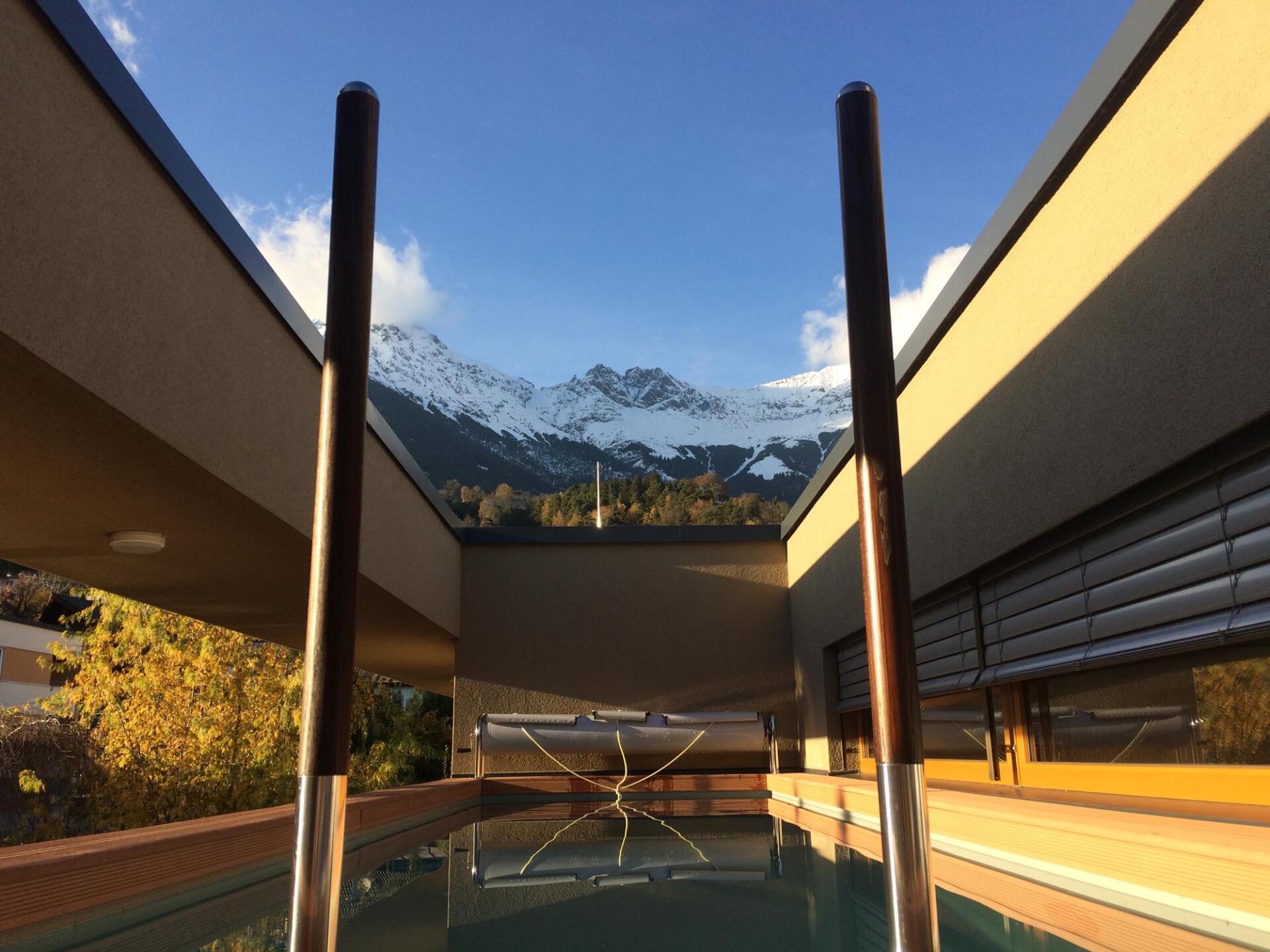 Folienpool - Schwimmbadbau Tirol - SST Saurwein Schwimmbad Technik