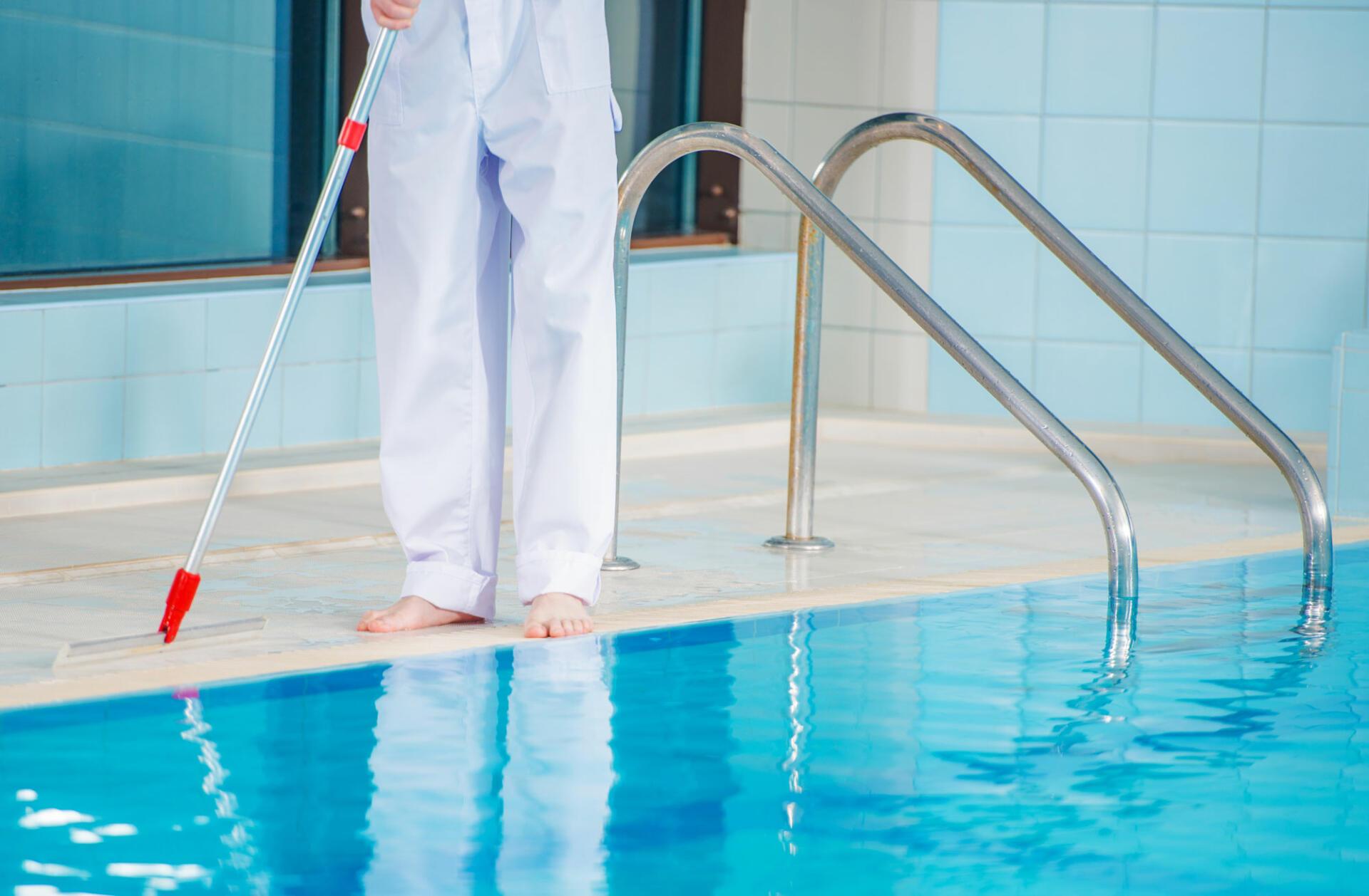 Schwimmbad Service & Wartung in ganz Tirol und darüber hinaus