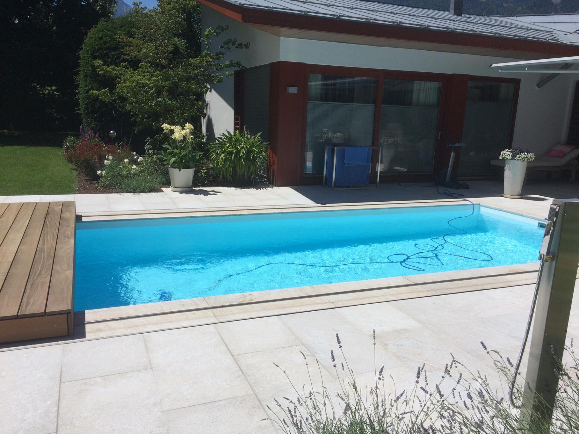 Schwimmbadbau Tirol - SST Pools