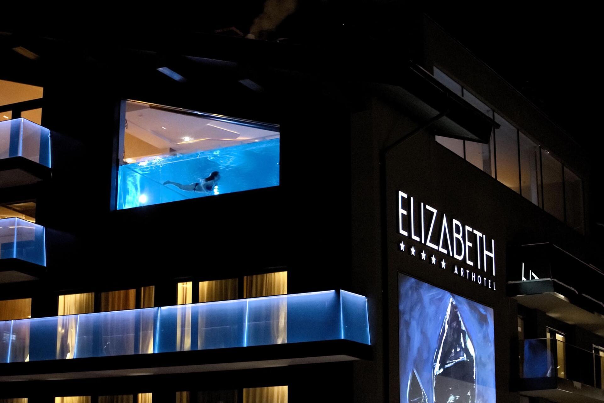 Schwimmbadbau Tirol - Hotel Elizabeth