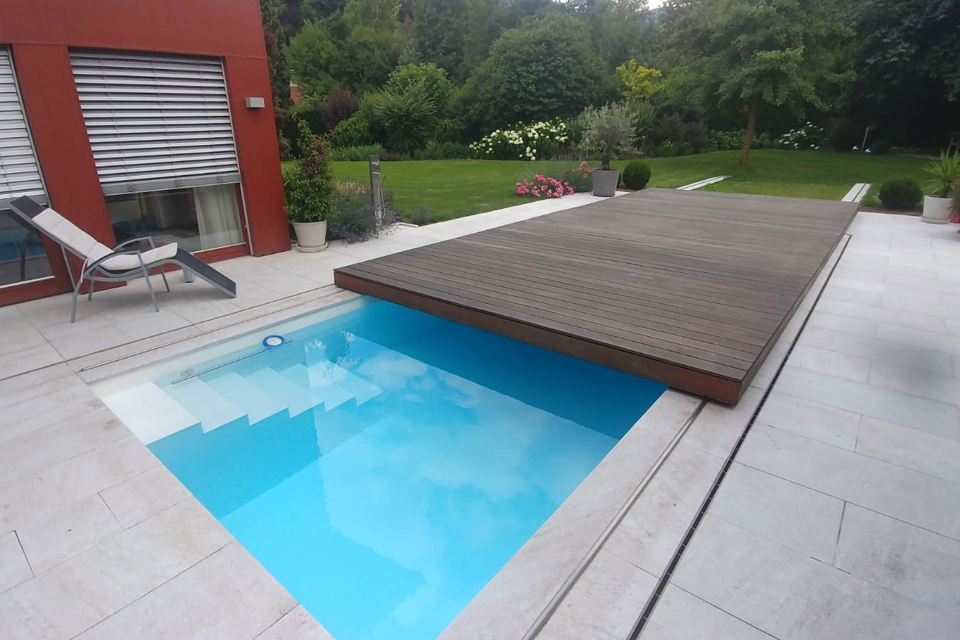 Referenz - Schwimmbadbau Tirol