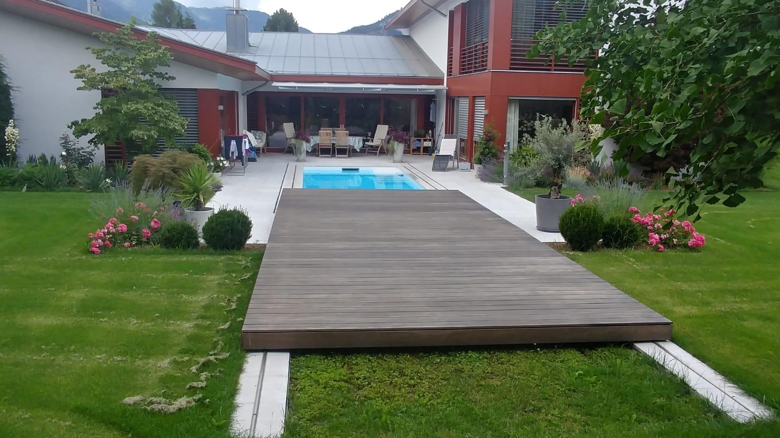 Referenz - Schwimmbadbauer Tirol