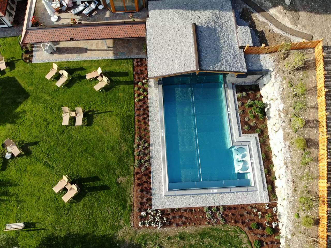 Schwimmbad / Pool Romantikhotel Spielmann
