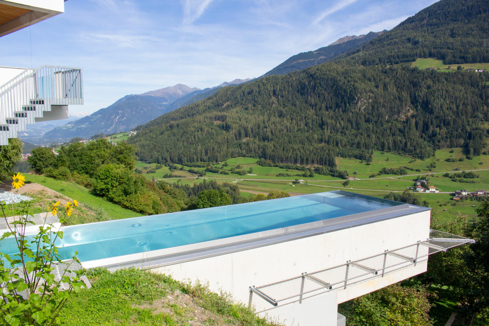 Schwimmbadbau Referenz - Privater Pool