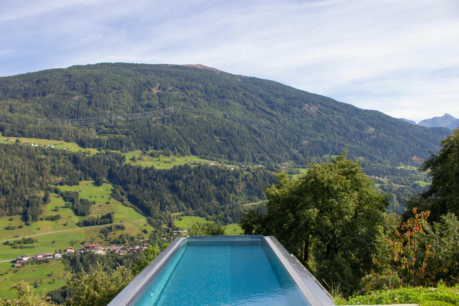 Schwimmbadbau - Privater Pool