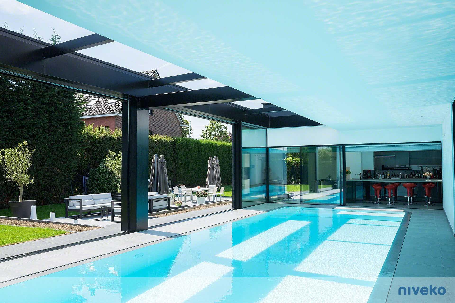 Niveko Advance Pool - Schwimmbadbau Tirol - SST