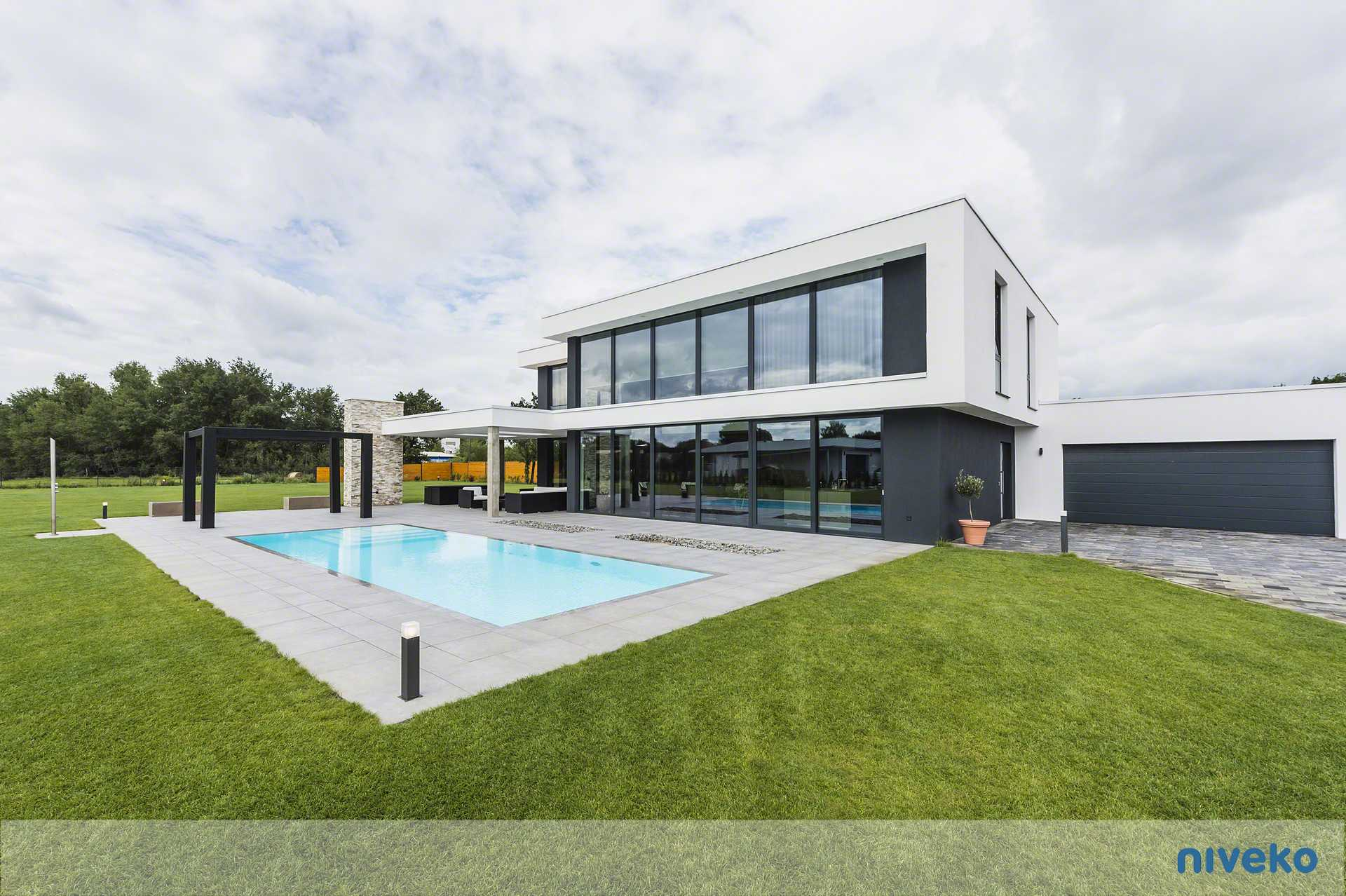 Niveko Advance Pool - Saurwein Schwimmbad Technik