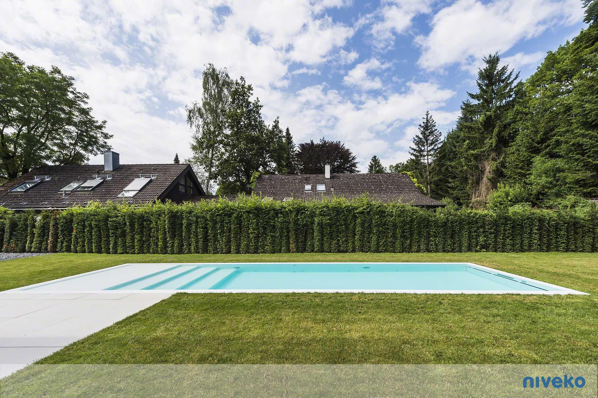 Niveko Advance Pool - Schwimmbadbau Tirol