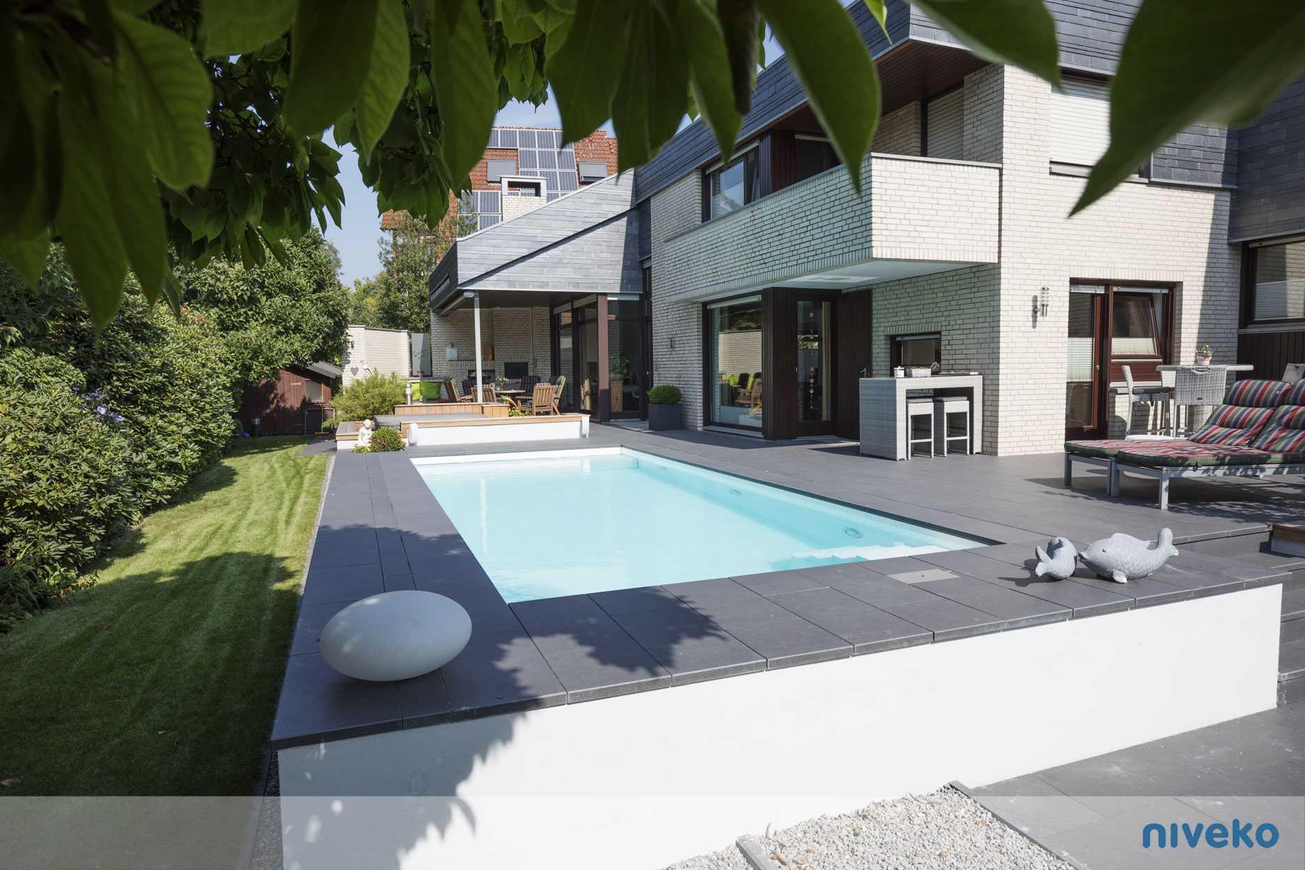 Niveko Pools - Schwimmbadbau Tirol - SST