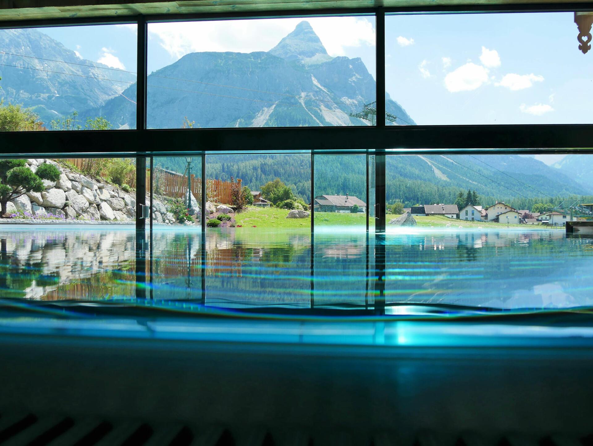 Romantikhotel Spielmann - Schwimmbadbau