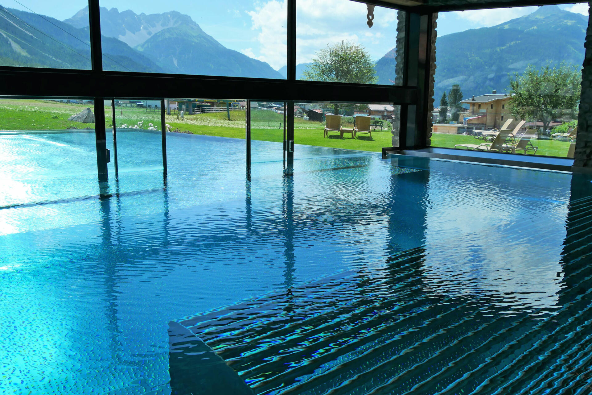Schwimmbadbau Tirol