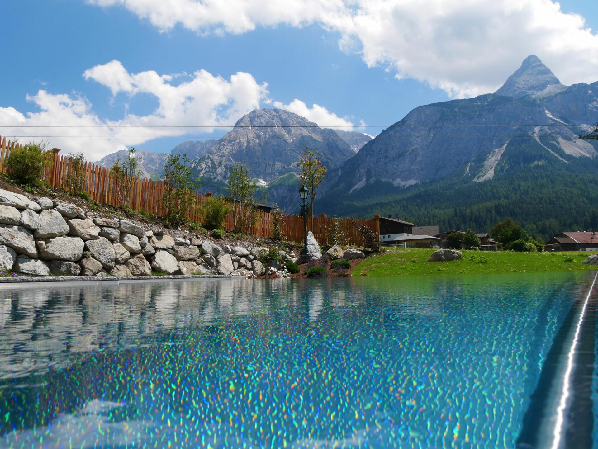 Romantikhotel Spielmann - Schwimmbad